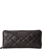 Marc by Marc Jacobs - Sophisticato Crosby Quilt Leather Slim Zip Around