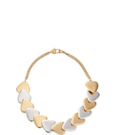 Marc by Marc Jacobs - Beat It Metal Plectrum Choker Necklace
