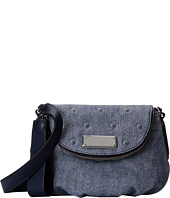 Marc by Marc Jacobs - New Q Suede Denim Studs Mini Natasha