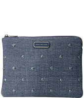Marc by Marc Jacobs - Neoprene Denim Studs Tech Tablet Cutout Case