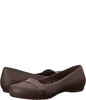 6PM: Crocs(卡骆驰) New Commuter Plain Strap 女款平底鞋, 原价$40, 现仅售$20
