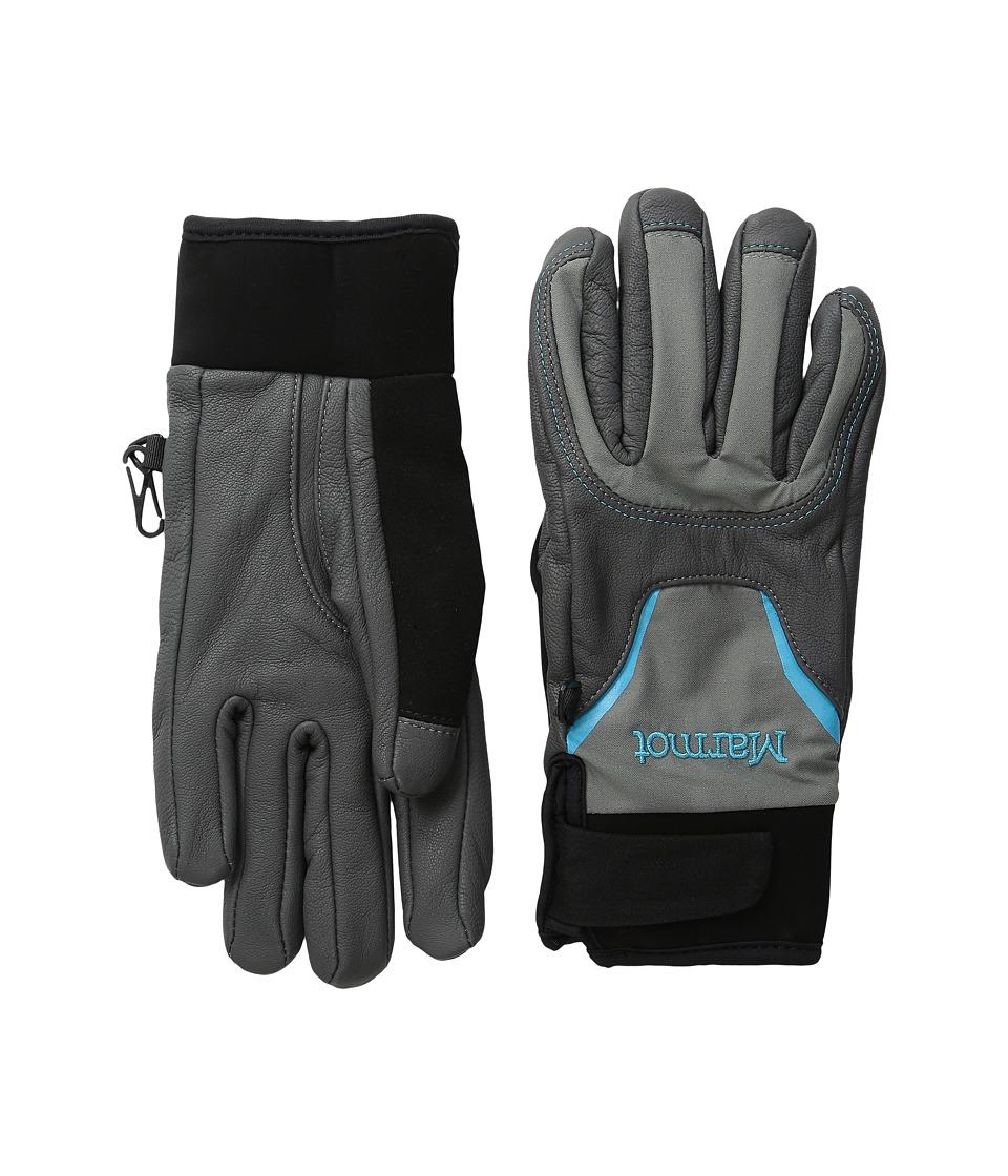 Marmot Spring Glove (Slate Grey) Extreme Cold Weather Gloves