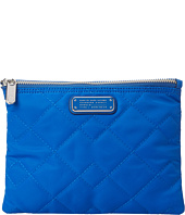 Marc by Marc Jacobs - Crosby Quilt Nylon Flat Double Zip Cosmetic