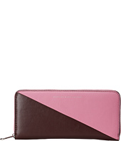 Marc by Marc Jacobs - Sophisticato Sliced Slim Zip Around