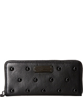 Marc by Marc Jacobs - New Q Studs Slim Zip Around