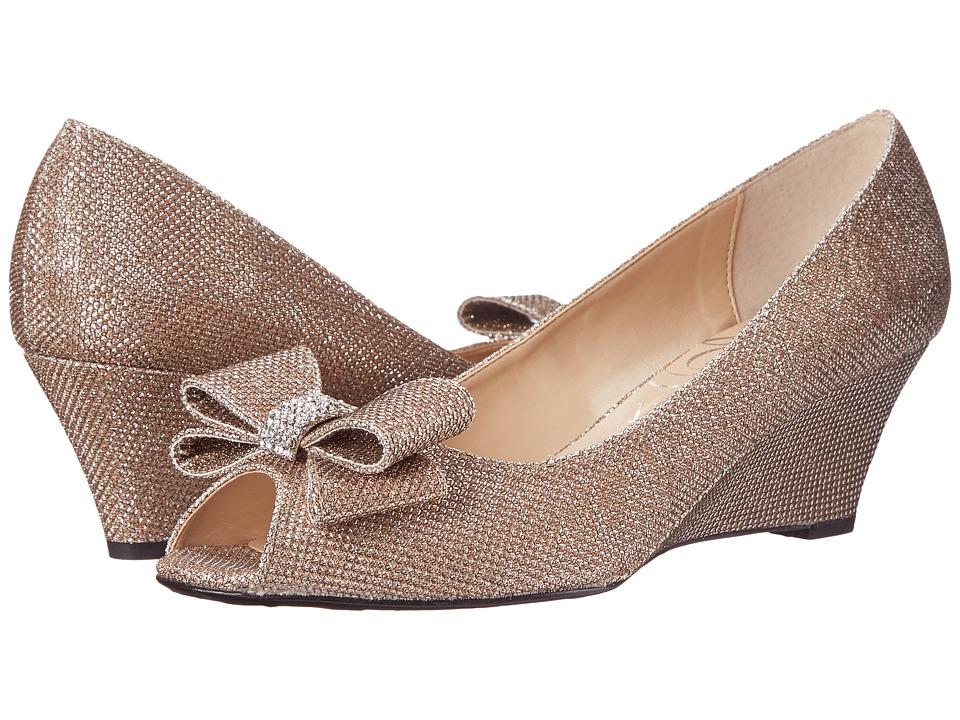 J. Renee Blare Blush High Heels