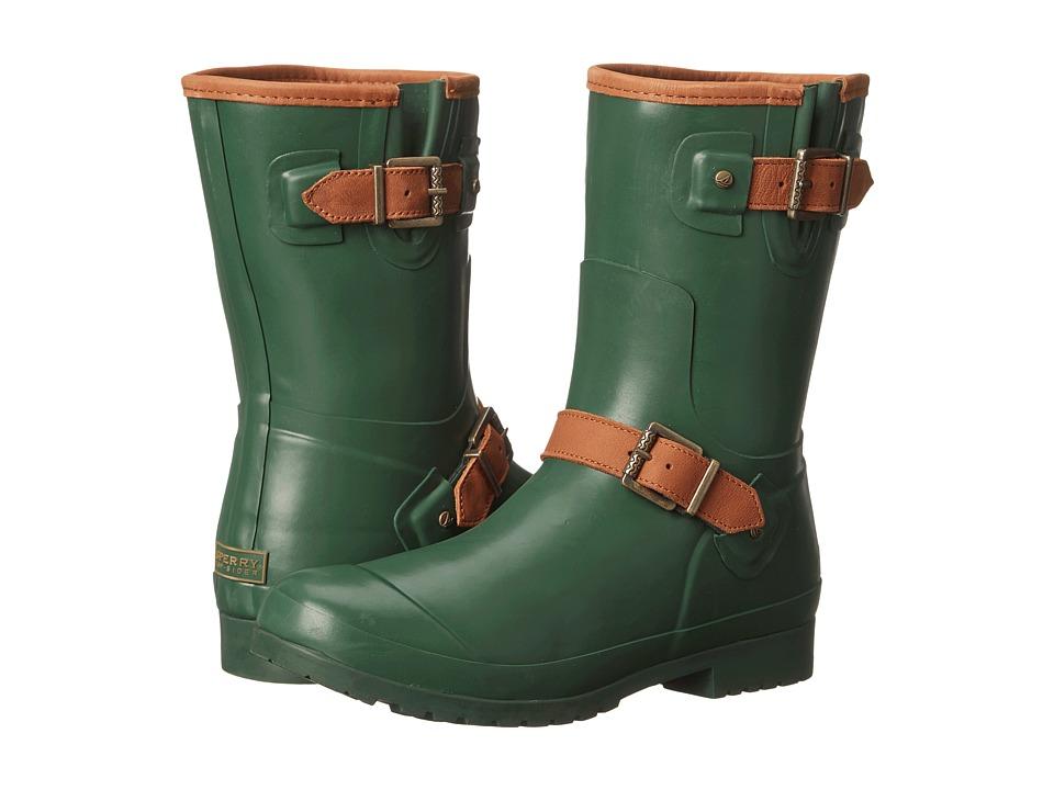 Sperry Top-Sider - Walker Fog (Green) Women