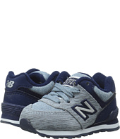 New Balance Kids - 574 Sweatshirt (Infant/Toddler)