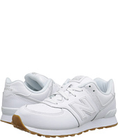 New Balance Kids - 574 Leather (Little Kid)