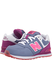 New Balance Kids - 574 Glacial (Little Kid)