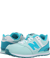 New Balance Kids - 574 Glacial (Big Kid)