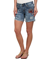 Affliction - Erica Classico Shorts in Prague Wash