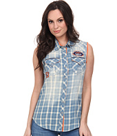 Affliction - Journey End Sleeveless Woven Shirt