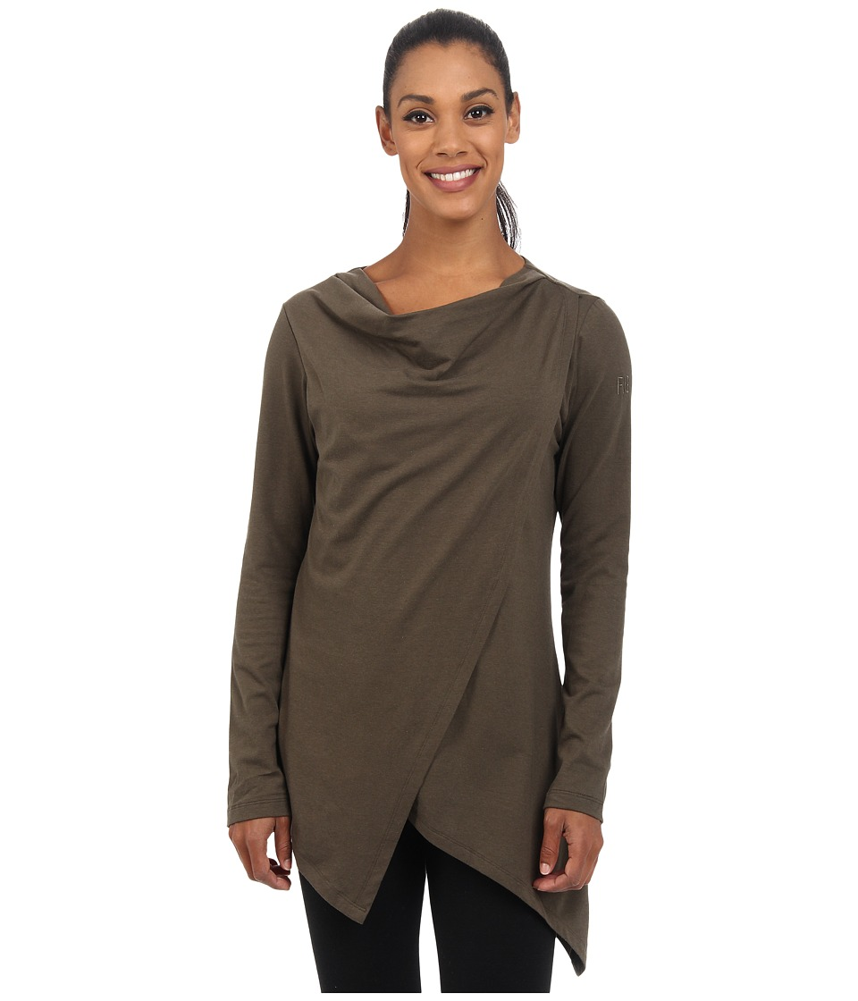 FIG Clothing - Pailin Top (Sencha) Women