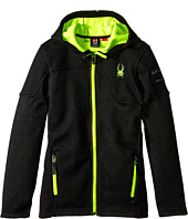 Spyder Kids - Upward Full Zip Hoodie Midweight Core Sweater (Big Kids)