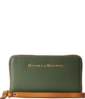 Dooney & Bourke - Claremont Zip Around Credit Card Phone Wristlet
