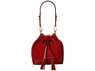 Dooney & Bourke Suede Drawstring