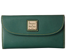 Dooney & Bourke Seville Continental Clutch