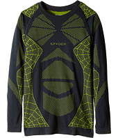 Spyder Kids - Racer Long Sleeve Top (Little Kids/Big Kids)