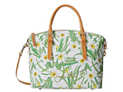 Dooney & Bourke Daffodil Domed Satchel