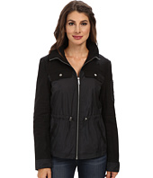 Kenneth Cole New York - Anorak Jacket with Cinched Waist