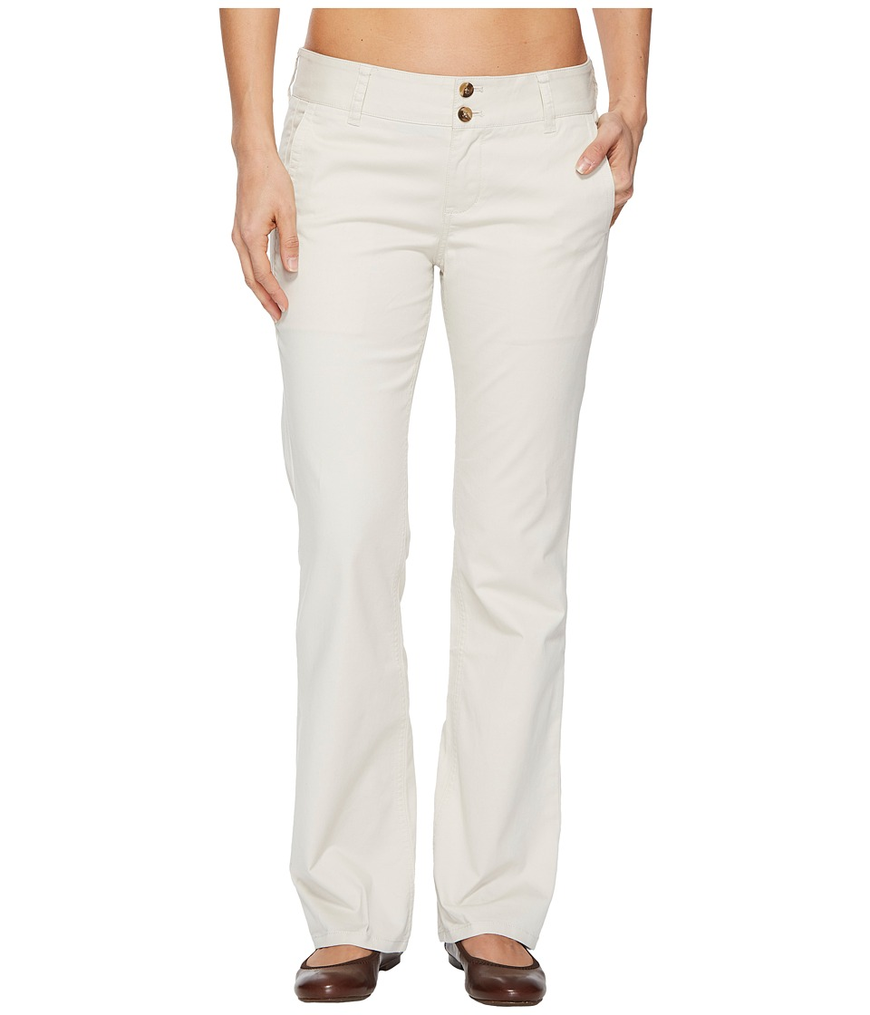 Mountain Khakis - Sadie Chino Pants (Stone) Womens Casual Pants