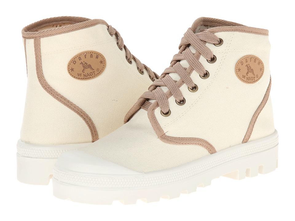 Naot Footwear Scout Cream Womens Sandals