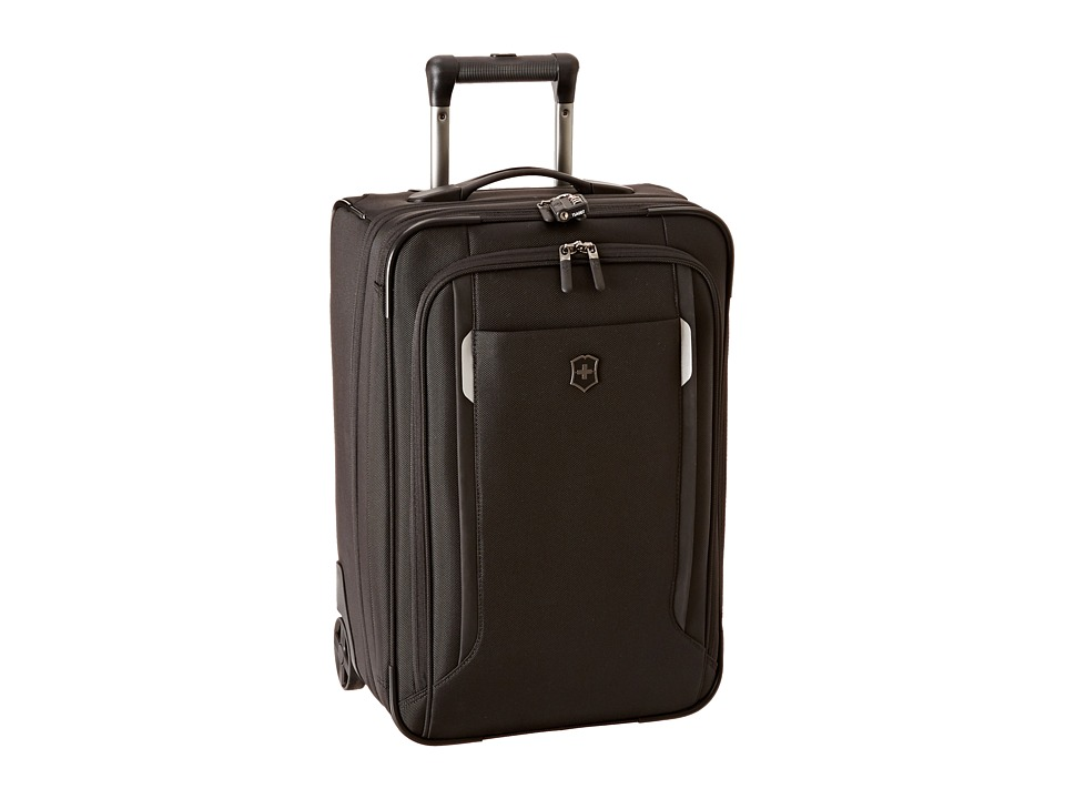 Victorinox - Werks Traveler 5.0 - WT 20 Expandable Wheeled Global Carry-On (Black) Carry on Luggage