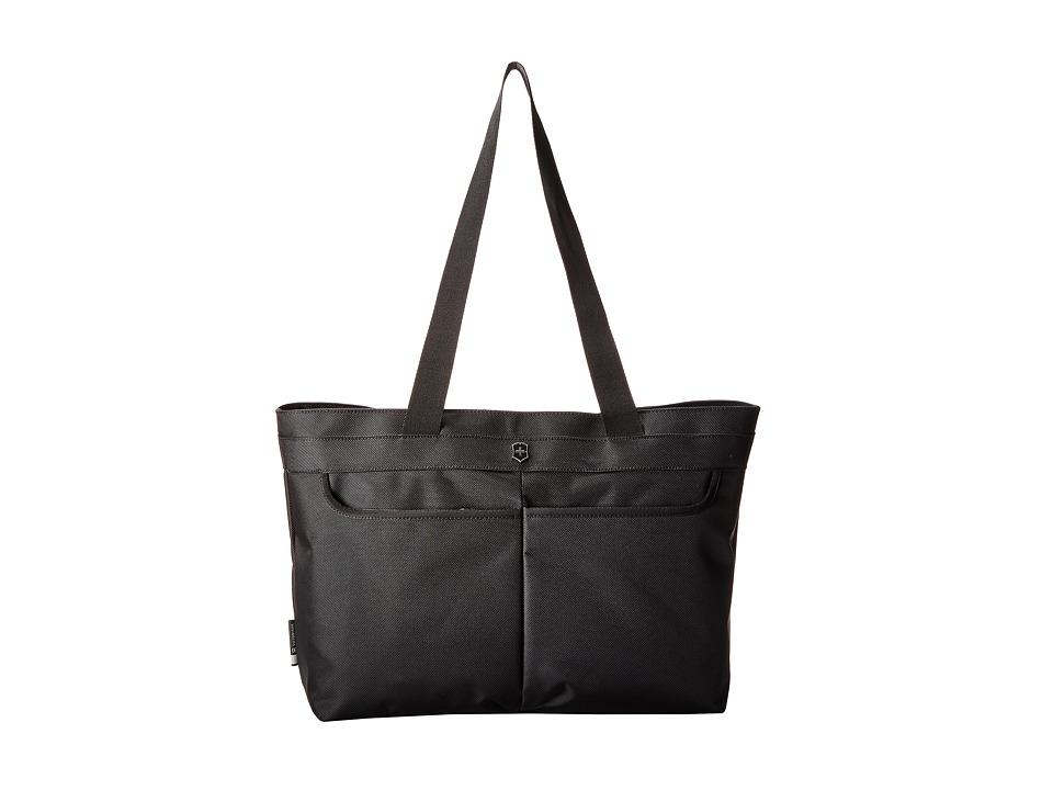 Victorinox - Werks Traveler 5.0 - WT Shopping Tote (Black) Tote Handbags