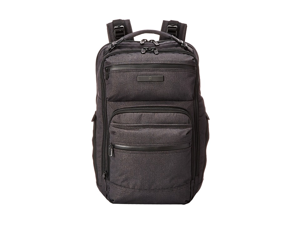 Victorinox - Architecture Urban - Rath Laptop Backpack with Tablet/eReader Pocket (Grey) Backpack Bags