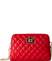 LOVE Moschino - Quilted Multi-Pocket Crossbody