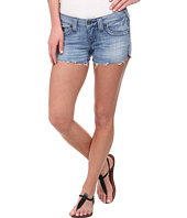 True Religion - Joey Cut Off Shorts in Medium Drifter