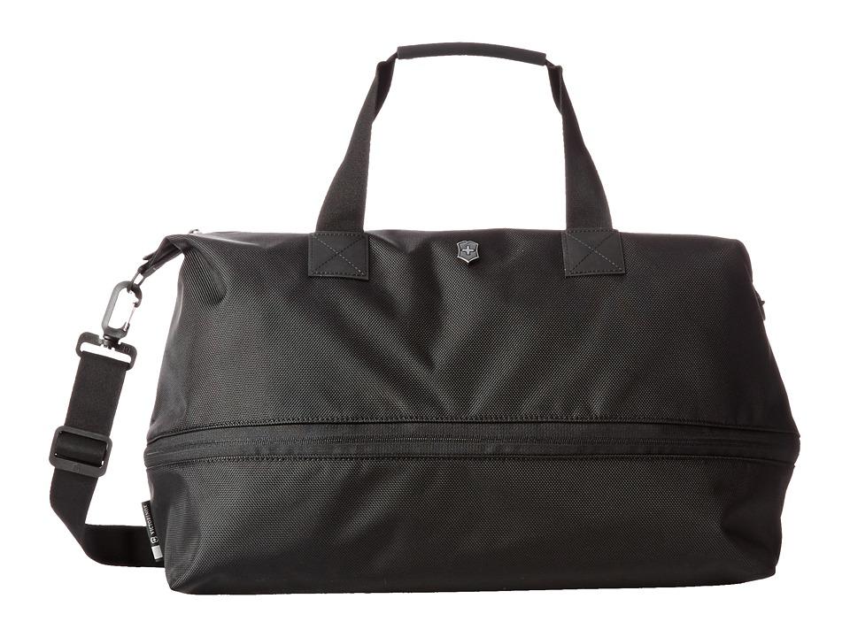 Victorinox - Werks Traveler 5.0 - WT Weekender (Black) Weekender/Overnight Luggage