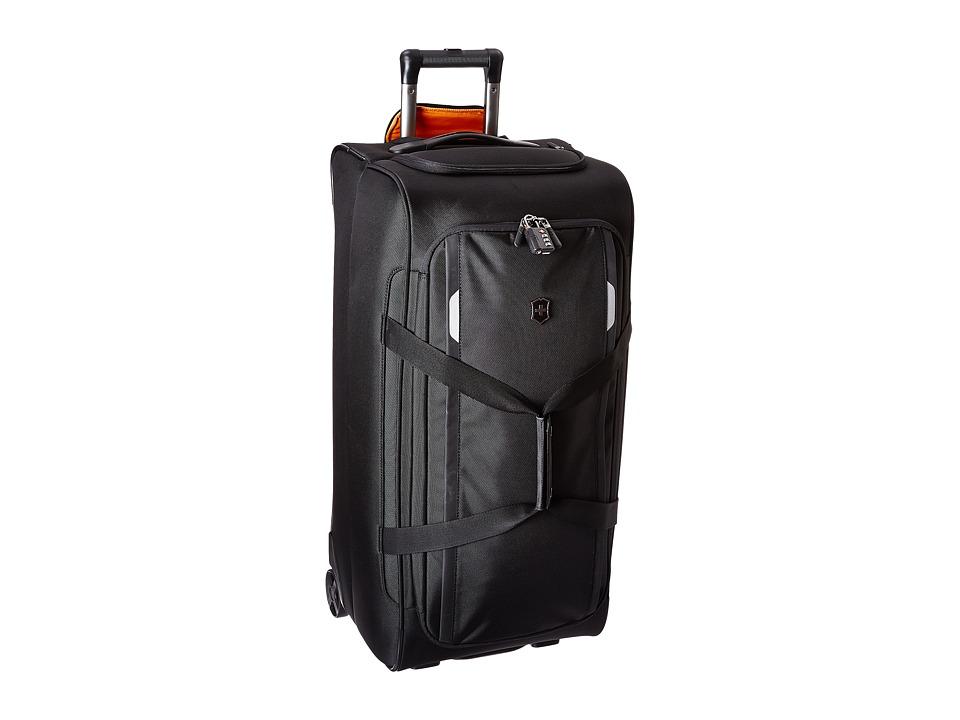 Victorinox - Werks Traveler 5.0 - WT Wheeled Duffel (Black) Duffel Bags