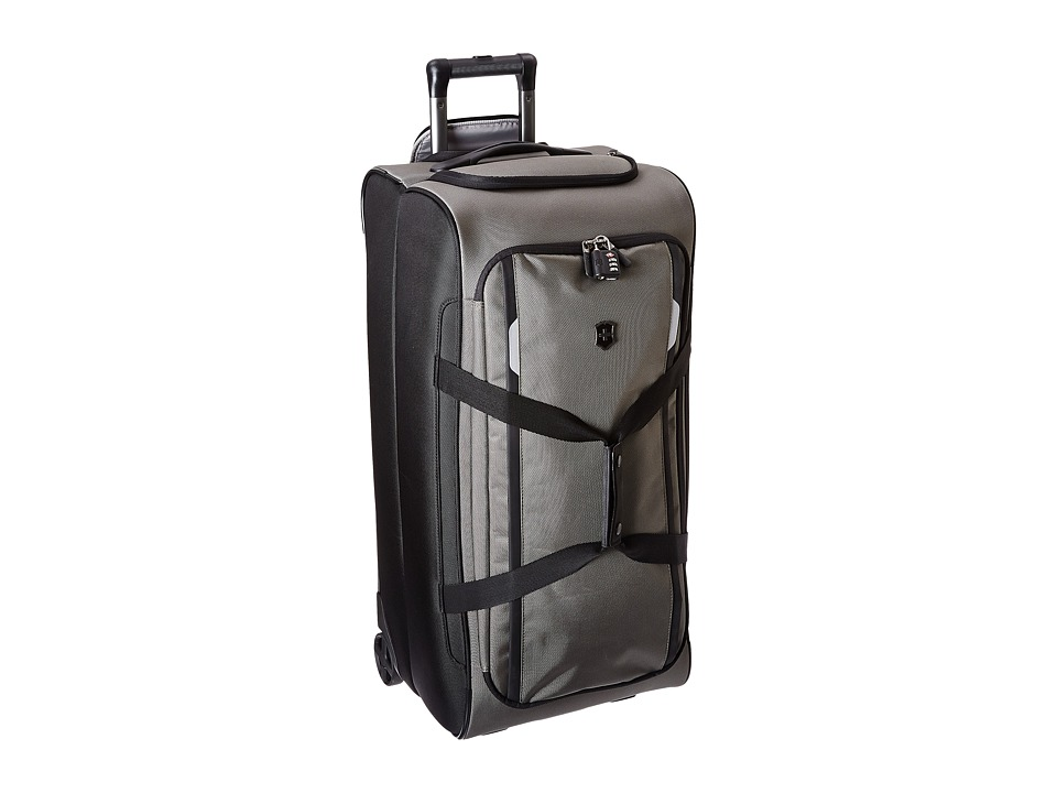Victorinox - Werks Traveler 5.0 - WT Wheeled Duffel (Olive Green) Duffel Bags