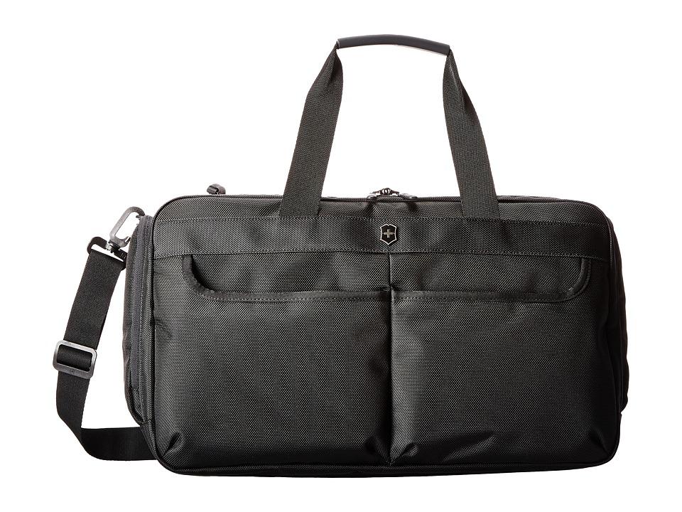 Victorinox - Werks Traveler 5.0 - WT Duffel (Black) Duffel Bags
