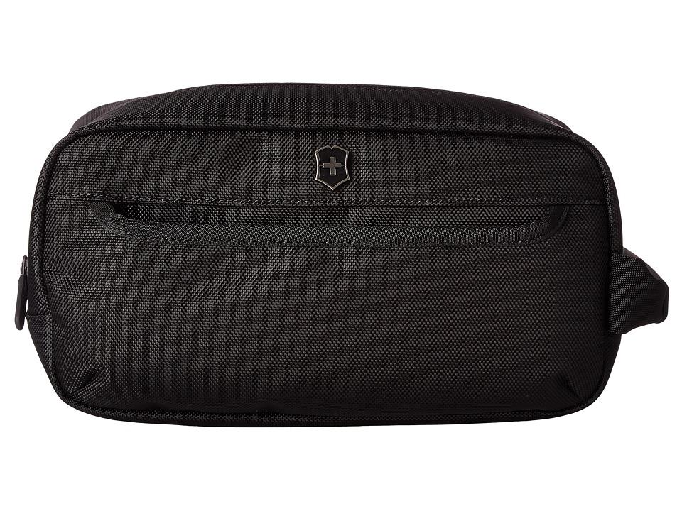 Victorinox - Werks Traveler 5.0 - WT Toiletry Kit (Black) Toiletries Case
