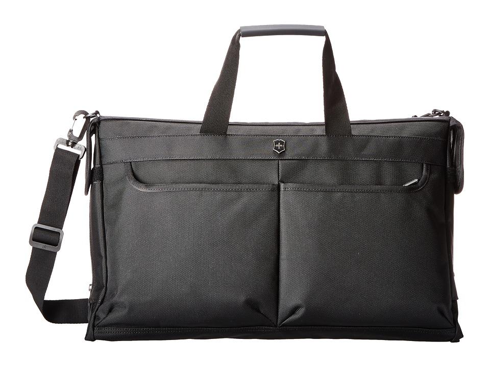 Victorinox - Werks Traveler 5.0 - WT Porter (Black) Tote Handbags