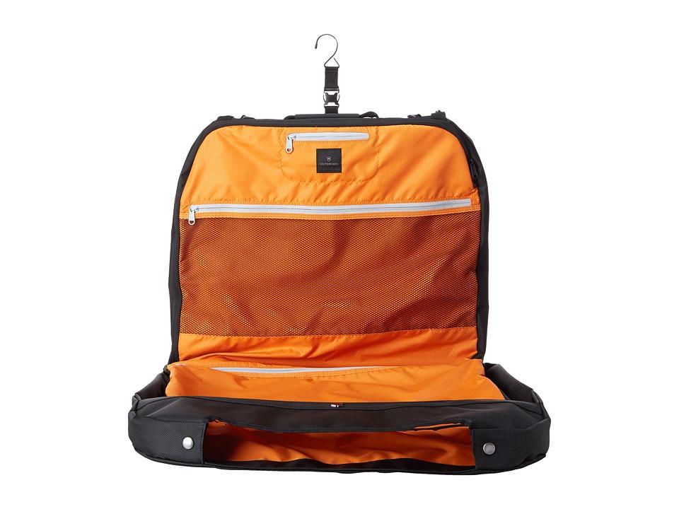 Victorinox Werks Traveler 5.0 WT Deluxe Garment Sleeve (Black) Luggage