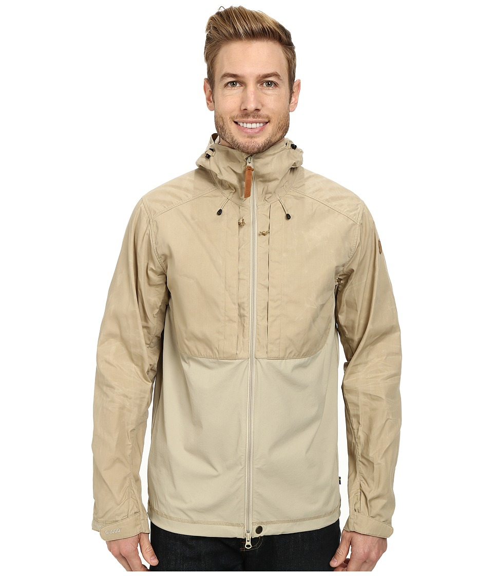 Fj llr ven Abisko Lite Jacket Cork/Cork Mens Coat