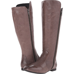 Born Pruitt Womens Boots (Elephant/Grey Full Grain)