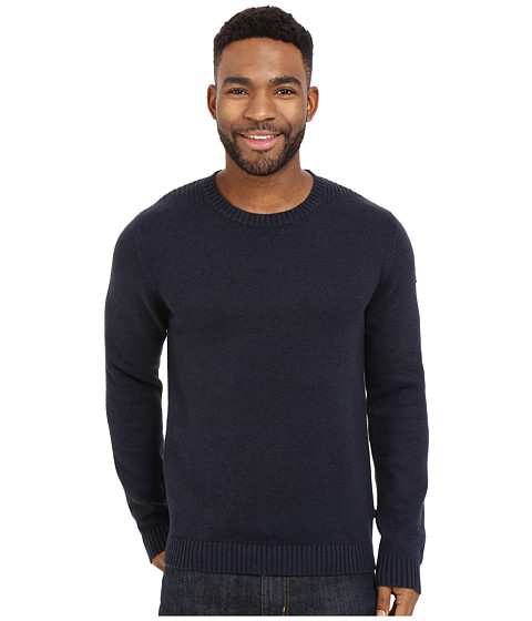 Fjällräven Ovik Crew Sweater - Dark Navy