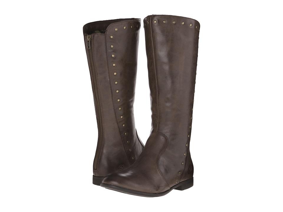 Born Larsen (Espresso/Dark Brown Full Grain Leather) Women