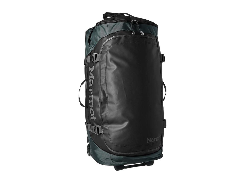 Marmot - Rolling Hauler Large (Slate Grey/Black 1) Duffel Bags