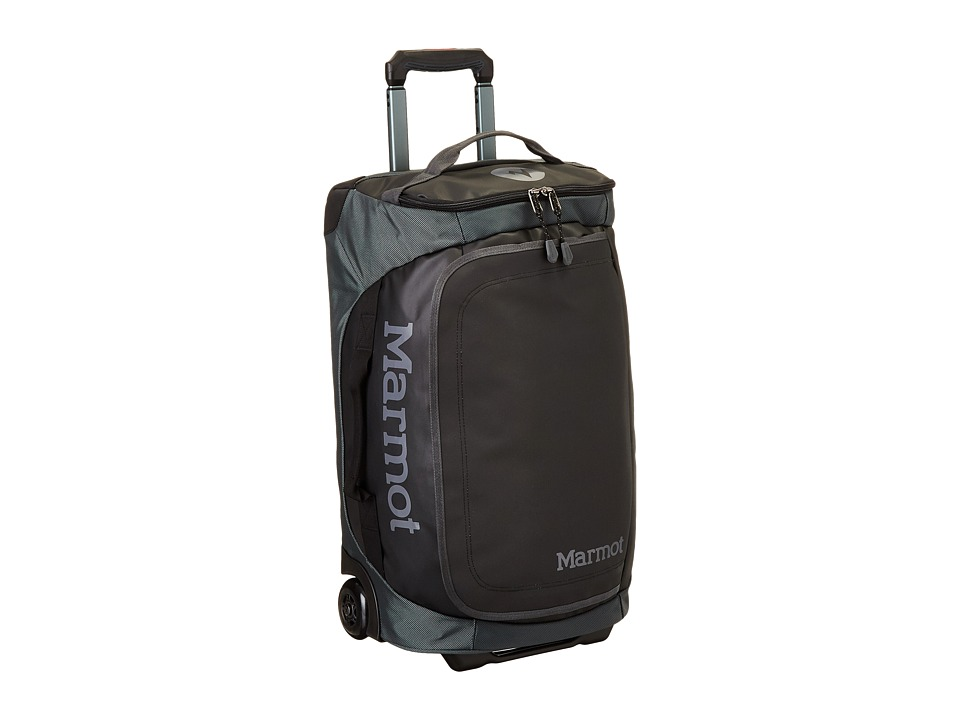 Marmot - Rolling Hauler Carry On (Slate Grey/Black 1) Duffel Bags