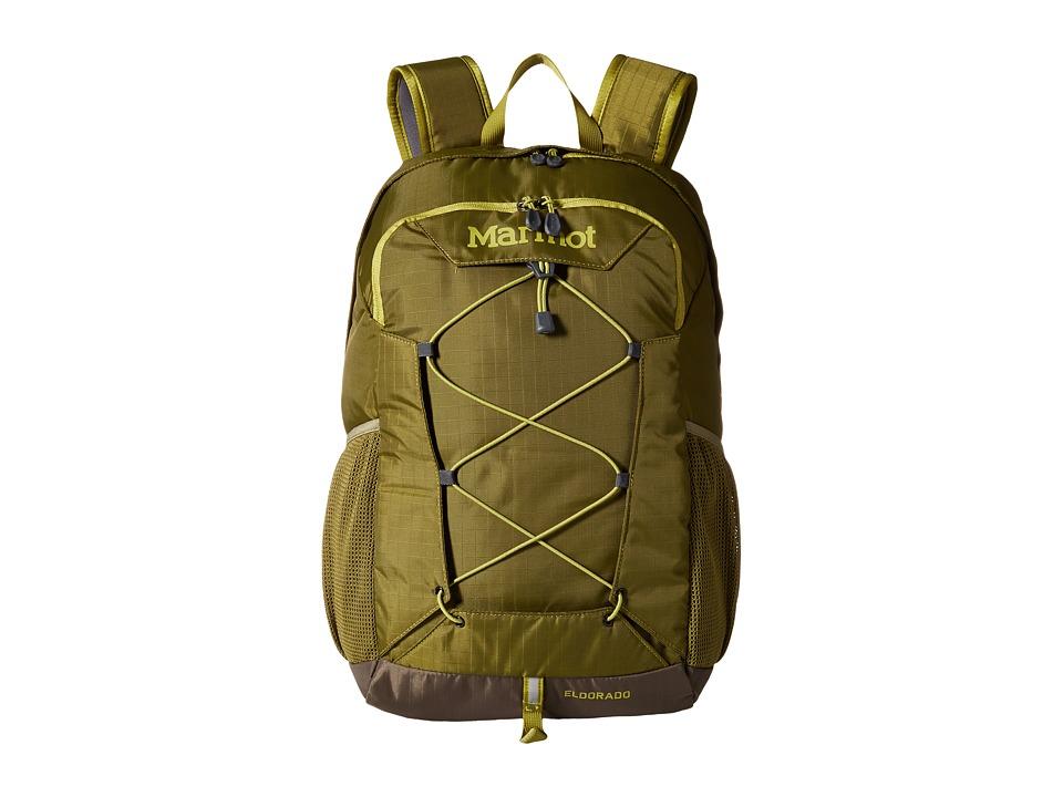 Marmot Eldorado Moss/Green Shadow Backpack Bags