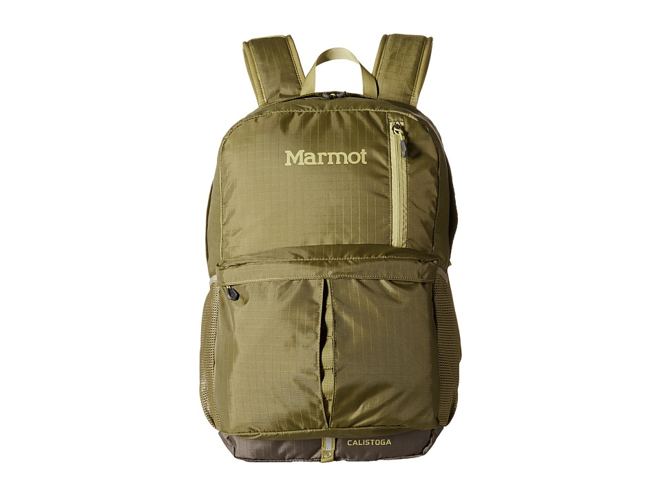 Marmot Calistoga Moss/Green Shadow Backpack Bags