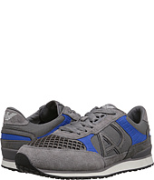 Armani Jeans - Mesh Upper Trainer
