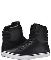 Armani Jeans - Leather Hi-Top
