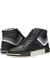 Armani Jeans - Striped Hi-Top